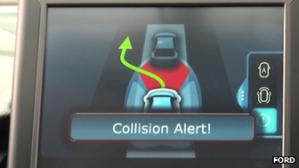 Equipamento alerta antes de tomar controle do carro