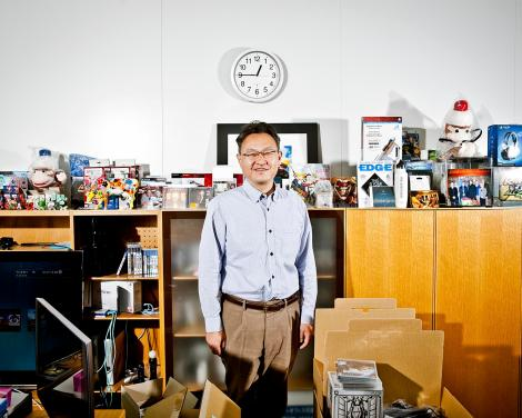 Shuhei Yoshida, presidente da Sony Computer Entertainment Worldwide Studios