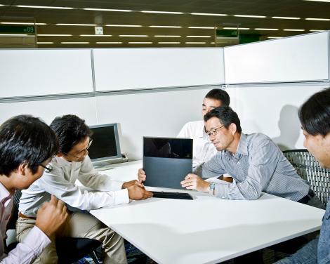 Vice-presidente sênior da Sony Masayasu Ito
