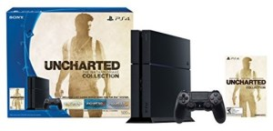 PlayStation 4 500GB Uncharted