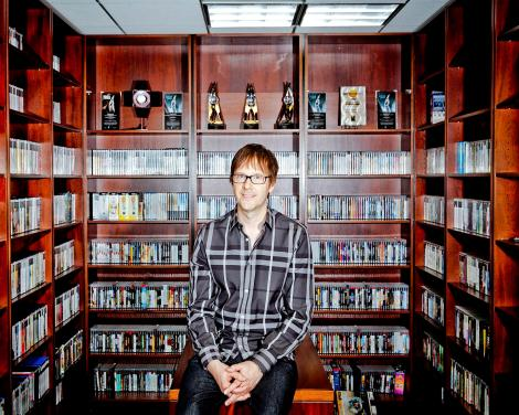 Mark Cerny arquiteto PlayStation 4