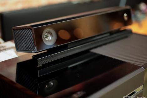 Comprar o Xbox One ou o PS4 imagen do kinect