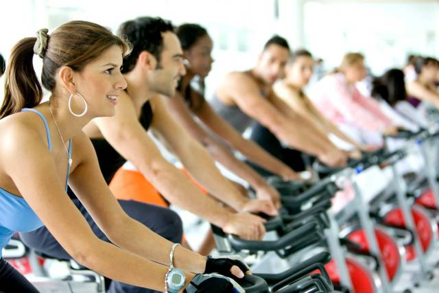 exercícios da alta intensidade