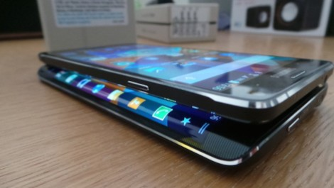 Samsung Galaxy S6 ou Galaxy S6 Edge