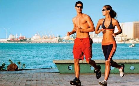 corrida faz bem a saúde