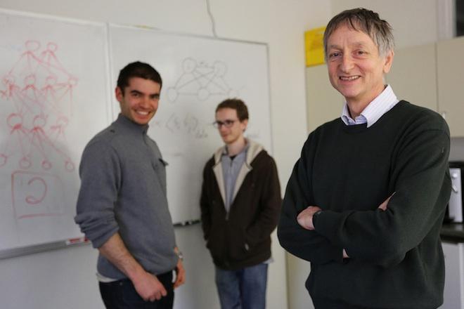 O guru da Inteligência Artificial Geoffrey Hinton