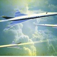 O Voo Supersônico encurtará as viagens no futuro