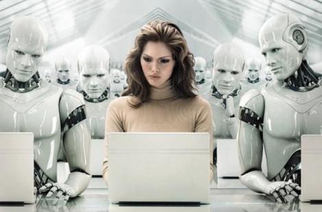 Robôs pensadores