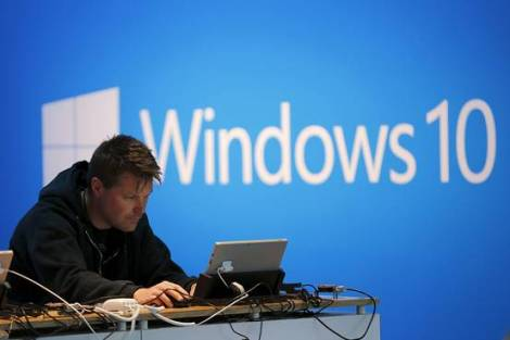 trabalhando com windows 10