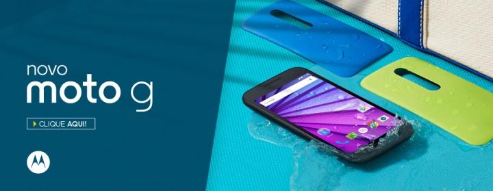 Surpresas não faltam à nova Geração do Moto G, um dos mais queridos smartphones da Motorola. Prepare-se para uma fantástica configuração e descubra o que a nova linha do Moto G tem de melhor.