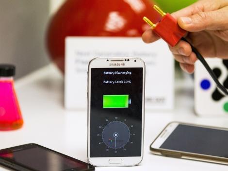 Bateria de telefone