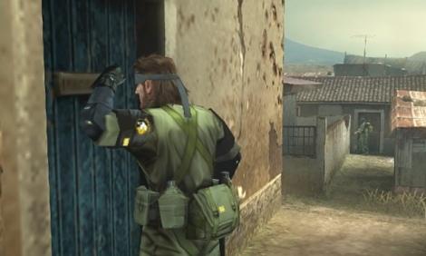 Metal Gear Solid- Peace Walker