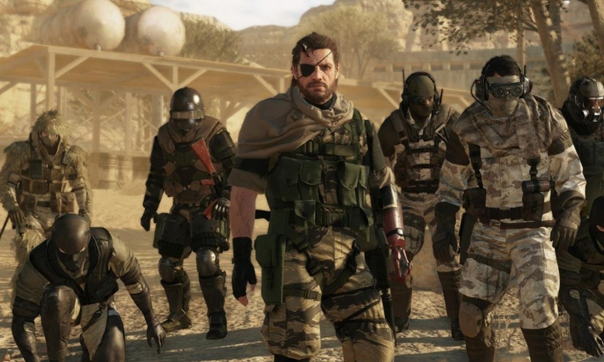 Tudo sobre a série de jogos Metal Gear Solid