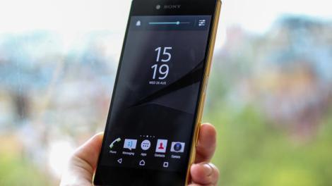 O Xperia Z5 Premium da sony vem com um display 4K