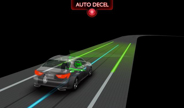 Inteligencia artificial de condução