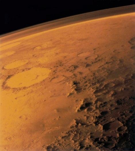 Como proteger os astronautas da radiação de Marte
