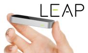 Leap Motion, sensor de movimento