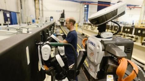 fábrica do futuro da Airbus