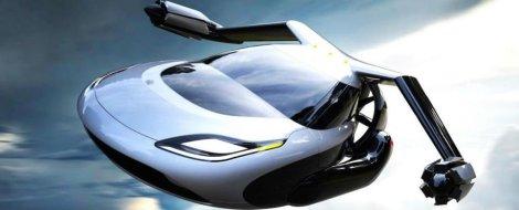Carro voador Terrafugia