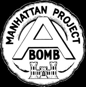 Emblema do antigo Projeto Manhattan