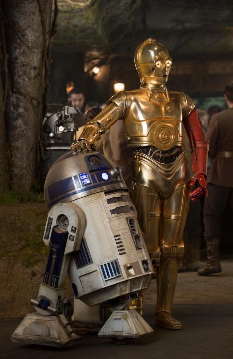 R2D2 e C-3PO