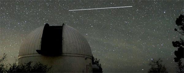 Catalina Sky Survey observatory