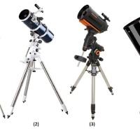 Telescópios, guia de compra parte 2: Como selecionar um telescópio
