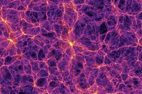 O Universo é uma teia de aglomerados gigantes