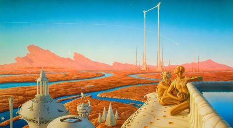 as cronicas marcianas