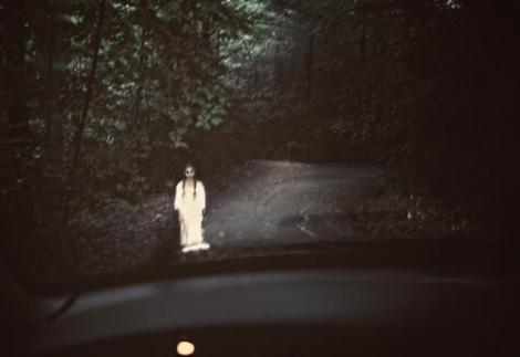 O fantasma que pede carona (Fantasma Hitchhiker)