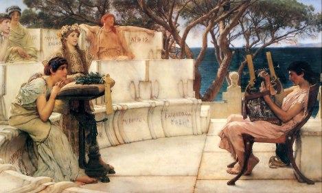 Sappho-and-Alcaeus