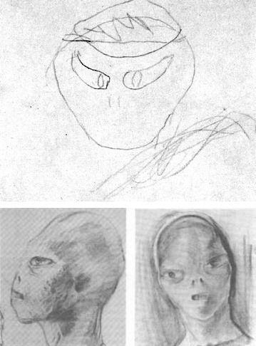 abduções alienígenas