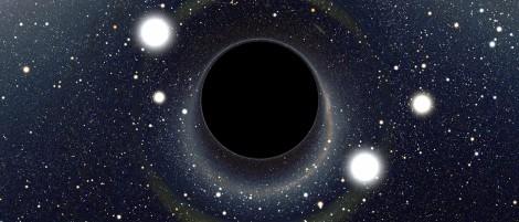novo tipo de buraco negro
