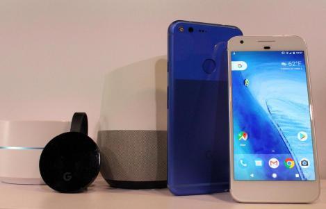 Google investe profundamente em hardware com o novo Wifi, o Chromecast, dispositivos domésticos e o smartphone Pixel