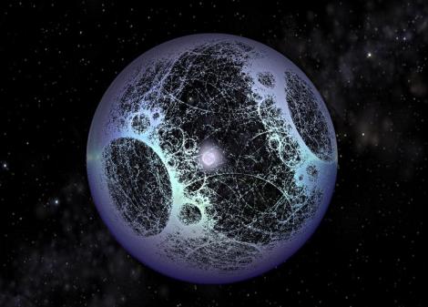 Uma esfera de Dyson é uma megaestrutura hipotética originalmente descrita por Freeman Dyson, a qual orbitaria uma estrela de modo a rodeá-la completamente, capturando toda ou maior parte de sua energia emitida.