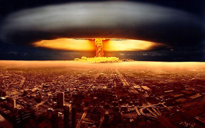 explosao atomica