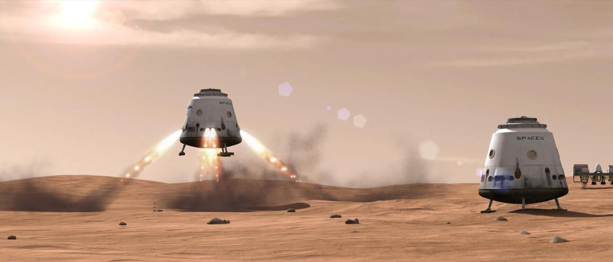 """Não é mais uma questão """"se"""" vamos colonizar Marte, agora é """"quando"""""""