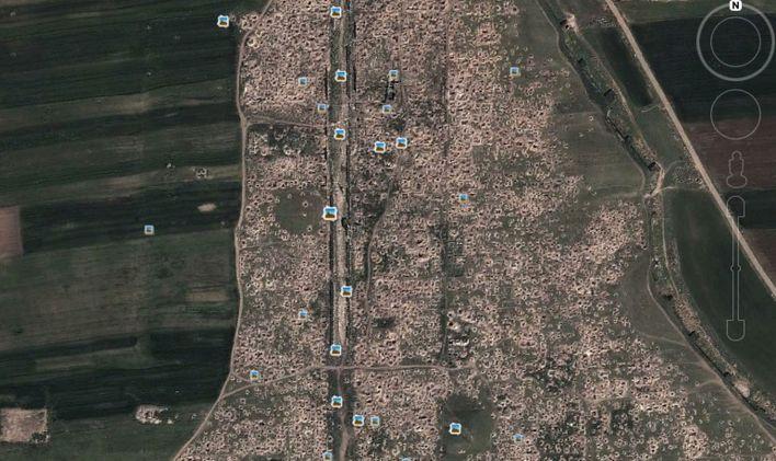 apamea-google-earth