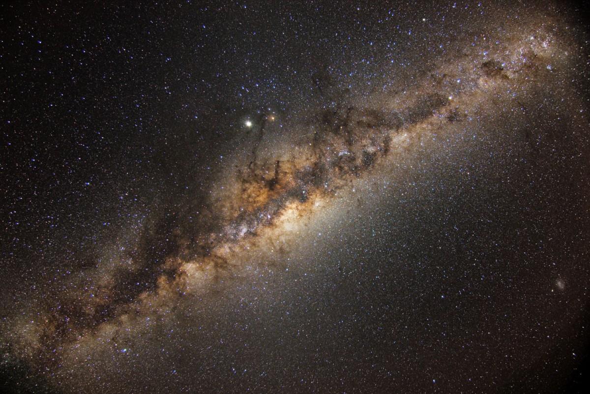Como nossa galáxia ganhou o nome de Via Láctea?