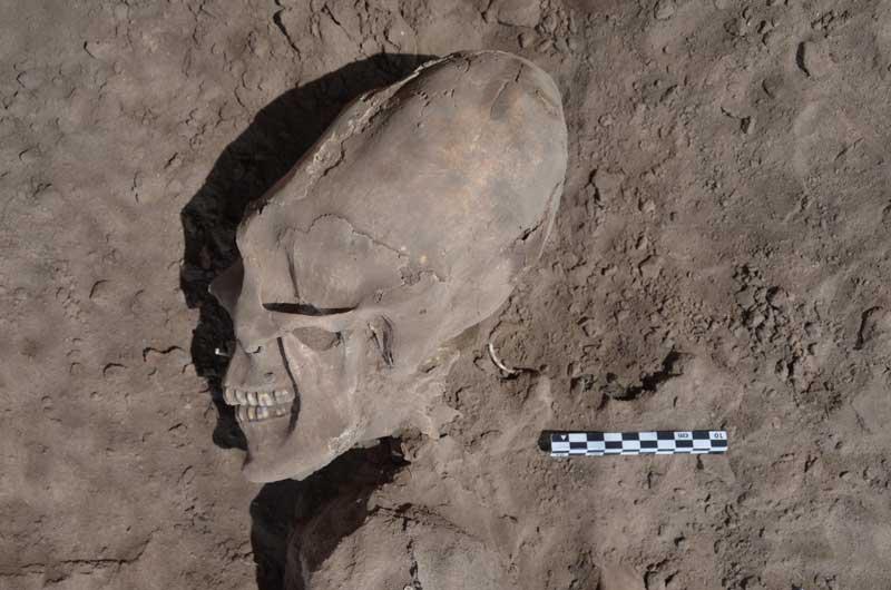 Embora a deformação craniana e a mutilação dentária fossem características comuns entre as populações pré-hispânicas da Mesoamérica e México ocidental, mas os cientistas não tinham visto anteriormente em Sonora ou no sudoeste americano.