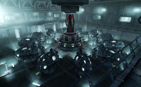 virtual reality chamber