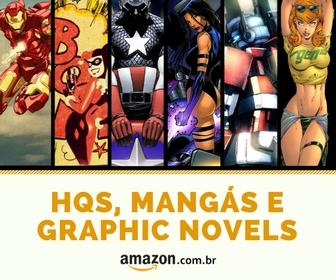 HQs, Mangás e Graphic Novels (1)